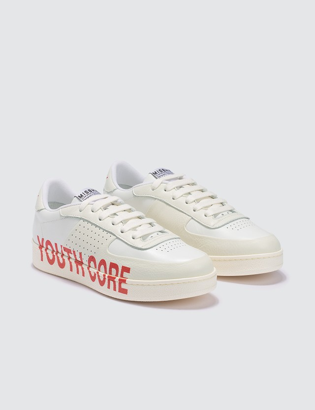 Misbhv Youth Core City Sneakers White Women