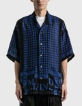 Mastermind World Fringe Stole Short Sleeve Shirt 사진