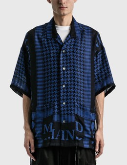 Mastermind World Fringe Stole Short Sleeve Shirt