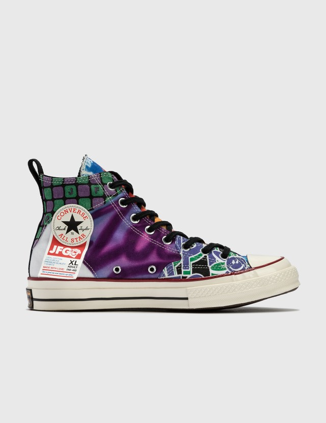 Converse Converse x Joe Freshgoods Chuck 70 Hi Black/multi/egret Men