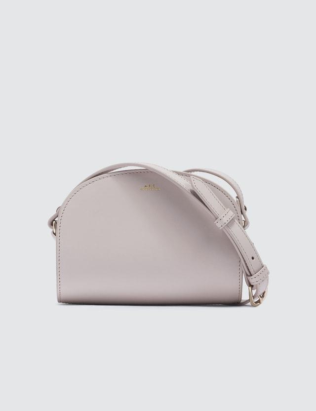 A.P.C. Mini Half Moon Bag