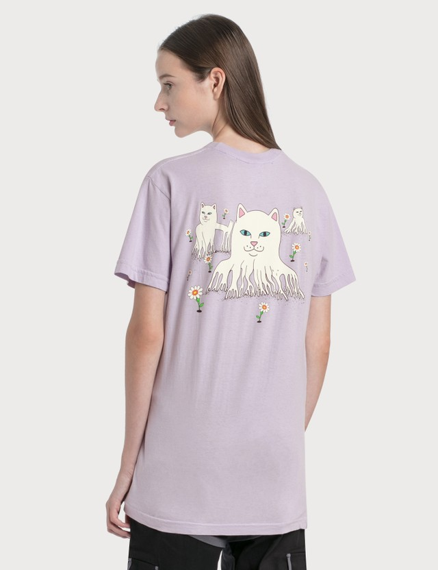 RIPNDIP Roots T-Shirt Lavender  Women
