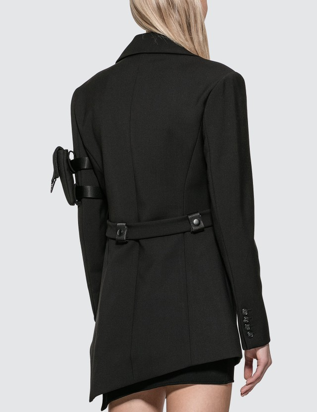 Hyein Seo Belted Jacket Dress