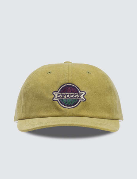 스투시 Stussy Pigment Washed Low Pro Cap