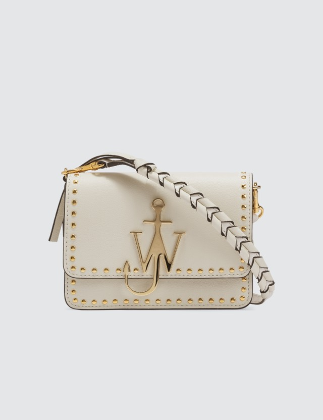 JW Anderson Studded Anchor Logo Bag