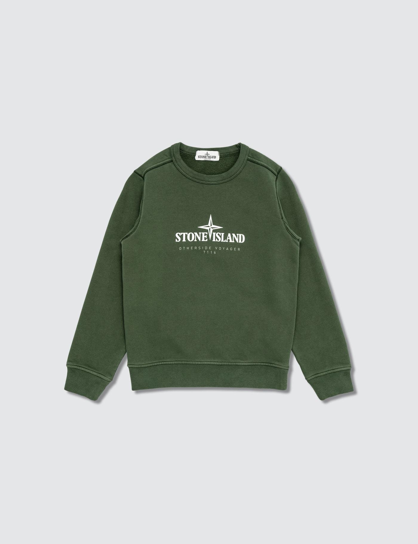 Logo Print Sweatshirt (Kids)