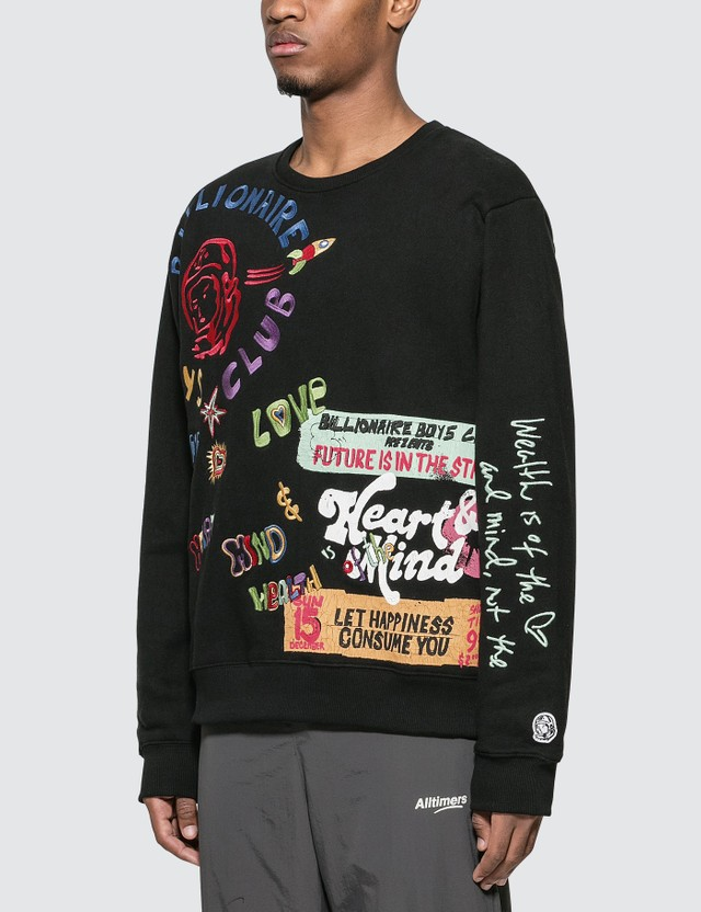 Billionaire Boys Club Future Crewneck Sweatshirt