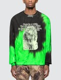 Misbhv Once Tie Dye Long Sleeve T-Shirt Picture