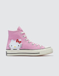 Converse Hello Kitty Chunk Talyor Hi Picture