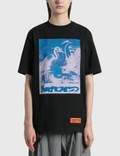 Heron Preston Herons Captcha Print T-Shirt Picture