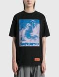 Heron Preston Herons Captcha Print T-Shirt Black Women
