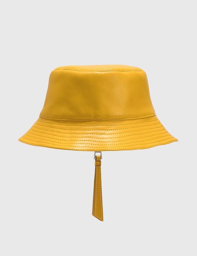 Loewe Fisherman Hat Narcisus Yellow Women