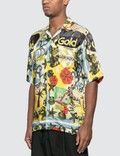 Martine Rose Hawaiian Shirt