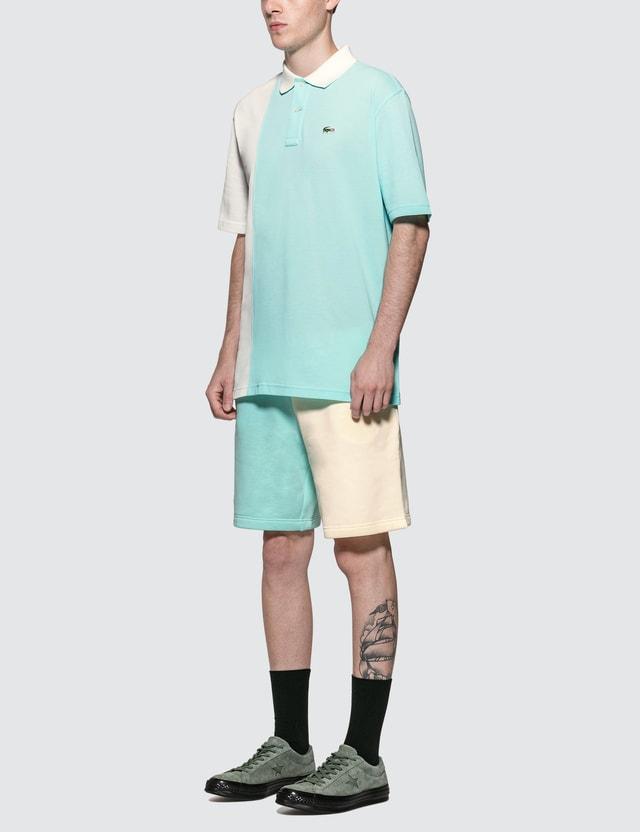 Lacoste GOLF le FLEUR* x Lacoste Colorblock Jersey Shorts
