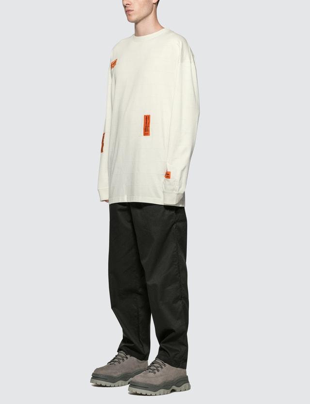 Heron Preston Reg Long Sleeve T-Shirt