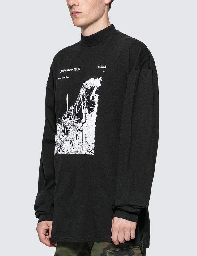 Off-White Mirko Artist Over Long Sleeve T-Shirt