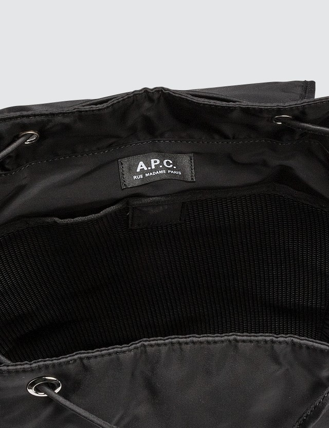 A.P.C. Repeat Clip Backpack