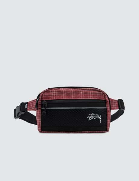 스투시 Stussy Ripstop Nylon Waist Bag