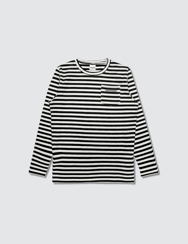 Superism Bowie Long Sleeve Tee