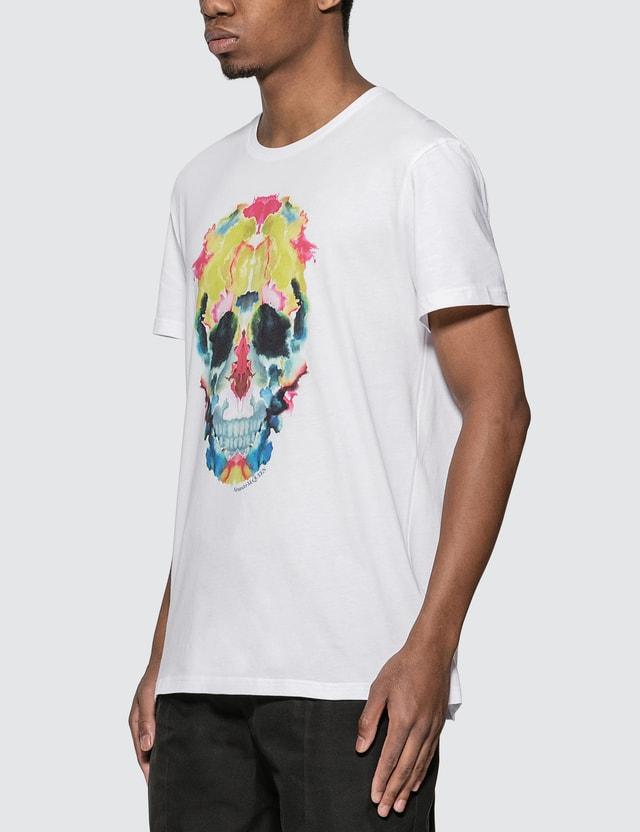 Alexander McQueen Sprayed Skull T-shirt
