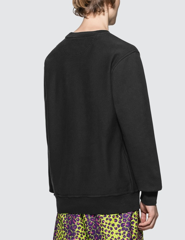 Stussy Embroidered Logo Sweatshirt