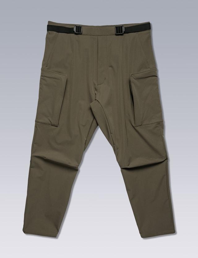 ACRONYM Schoeller Dryskin Drawcord Cargo Trouser Raf Green Men