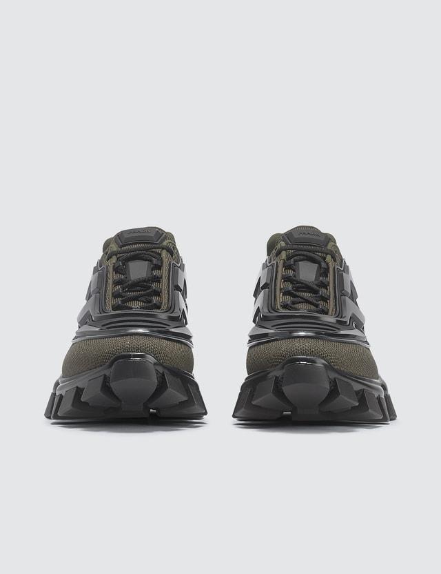 Prada Cloudbust Thunder Knit Sneakers