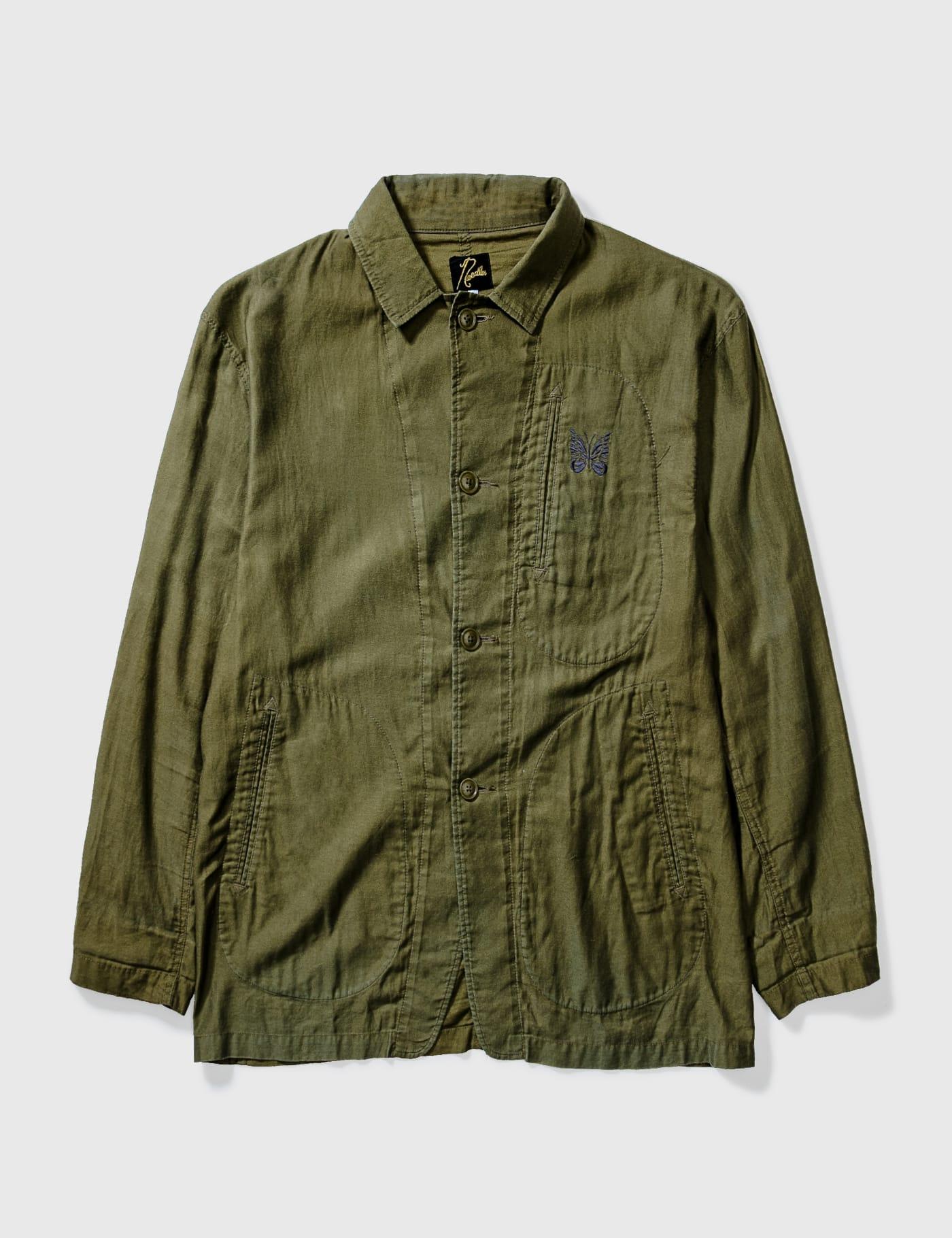 Needles X Portable Garments Shirt Jacket