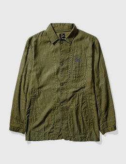 Needles Needles X Portable Garments Shirt Jacket