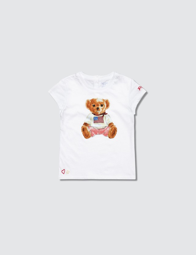 Polo Ralph Lauren Bear Print T-shirt