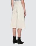 McQ Alexander McQueen Atami Jeans Beige Women