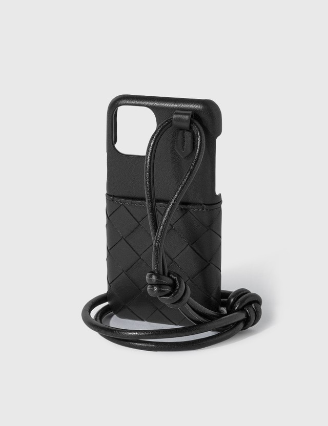 Bottega Veneta Intrecciato Nappa Leather iPhone 11 Pro Case