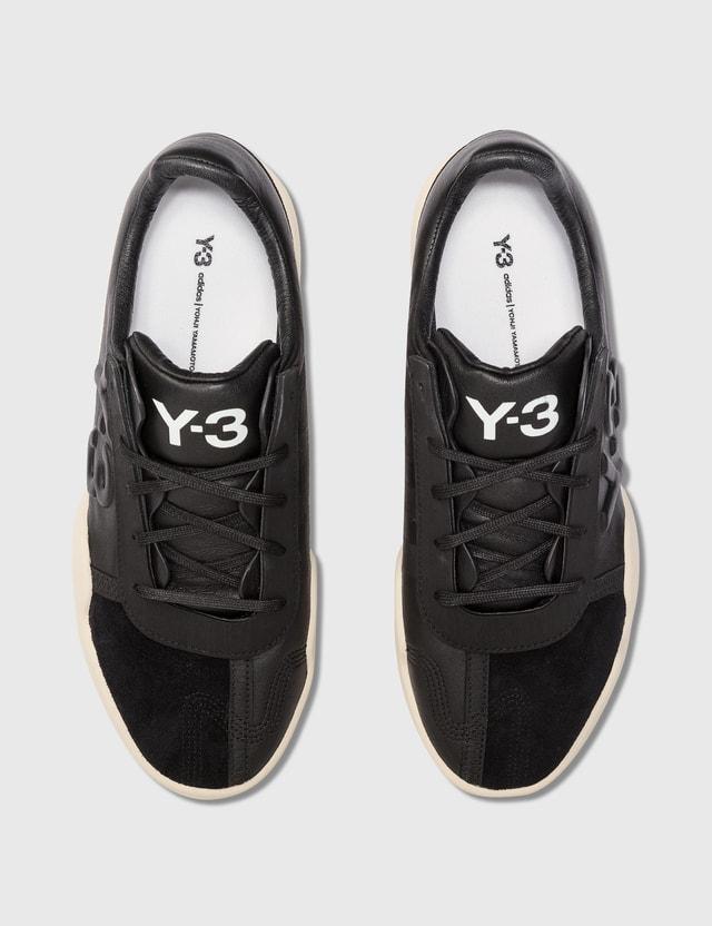 Y-3 Yunu Black/ftwrwhite/ftwrwhite Men