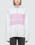 Helmut Lang Campaign PR Panel Zip Hoodie Picture