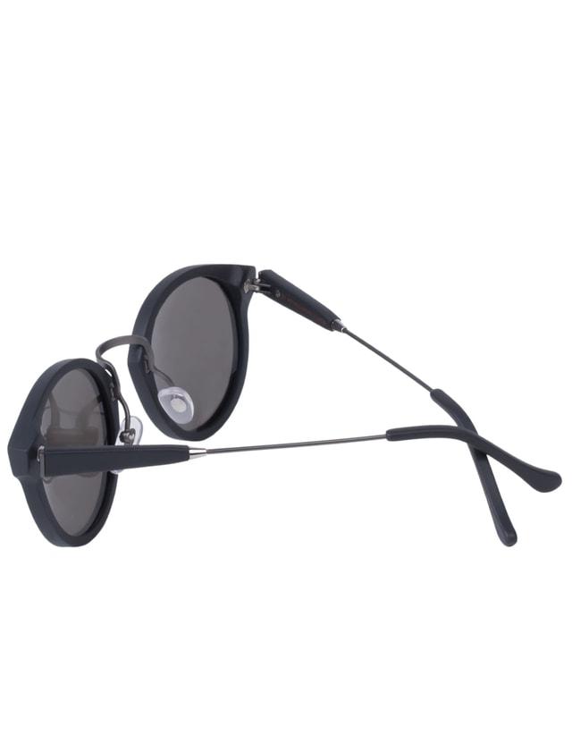 Super By Retrosuperfuture Panamá Black Matte Sunglasses