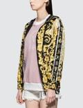 Versace Silk Medusa Barroco Zip Hoodie