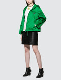 Prada Nylon Hooded Shell Jacket