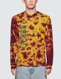 88Rising x Guess 88 Rising L/S Tye-dye Graphic T-Shirt