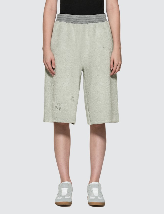 MM6 Maison Margiela Fleece Shorts