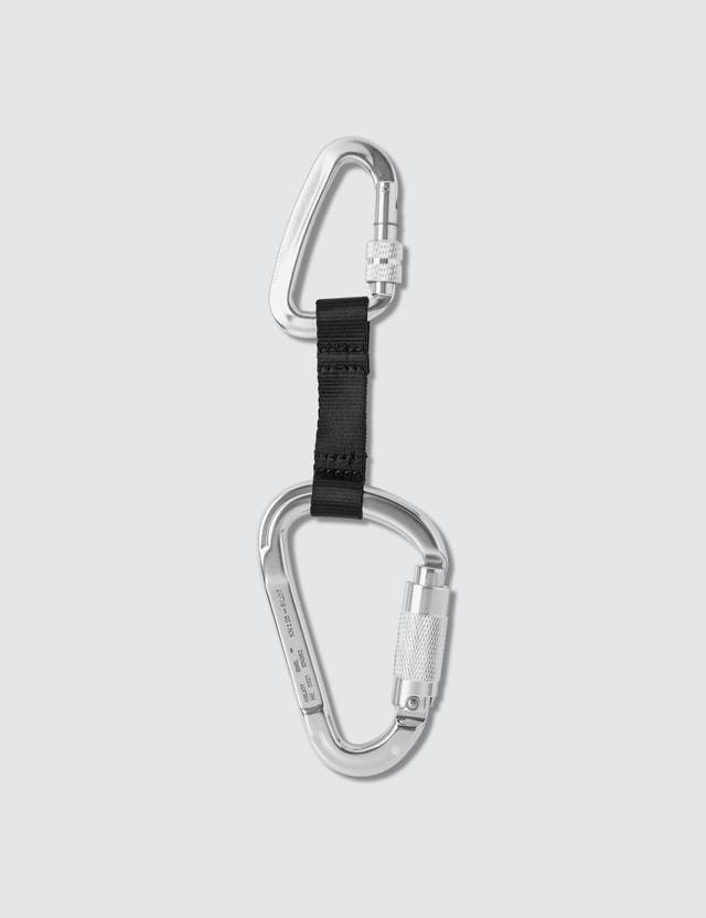 Heliot Emil Carabiner Key Chain