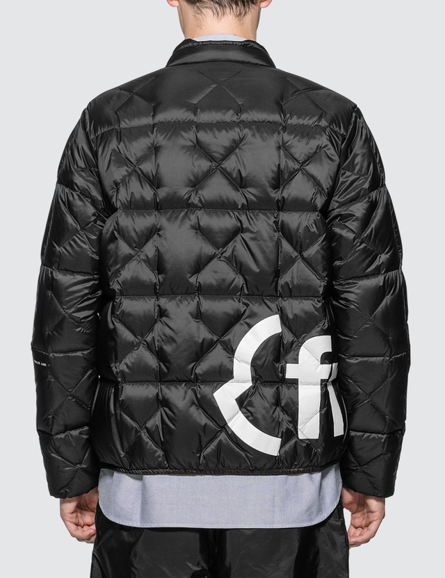 Moncler Genius Moncler Genius x Fragment Design Quilted Lightweight Down Jacket
