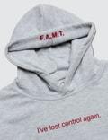 F.A.M.T. I've Lost Control Again. Hoodie