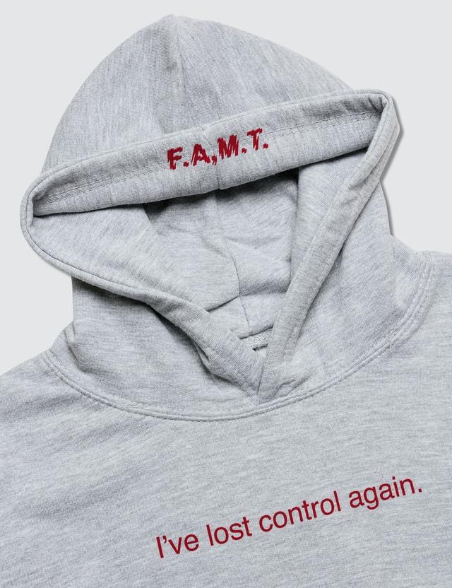 F.A.M.T. Kids' I've Lost Control Again. Hoodie