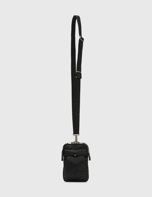 Sacai Sacai x Porter Mobile Pouch Black Men