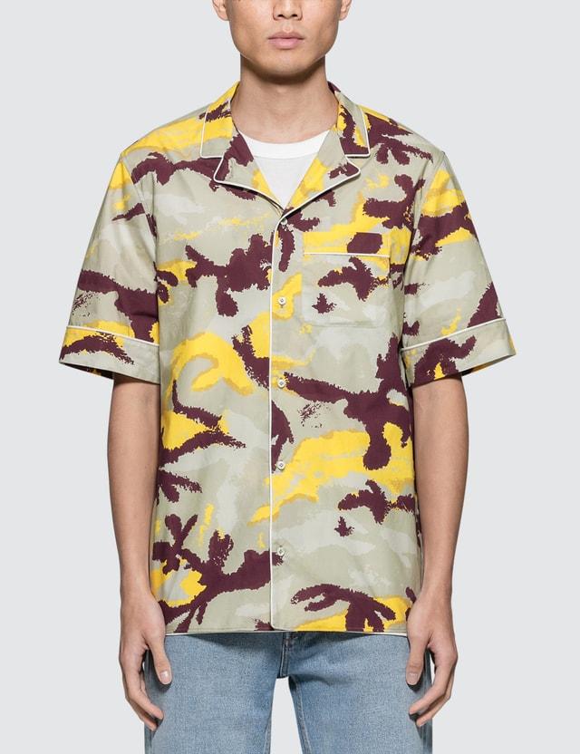 Valentino Bowling Shirt