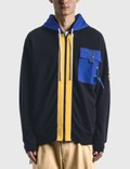 Moncler Genius 1 Moncler JW Anderson Hooded Zip Up Sweatshirt Picture