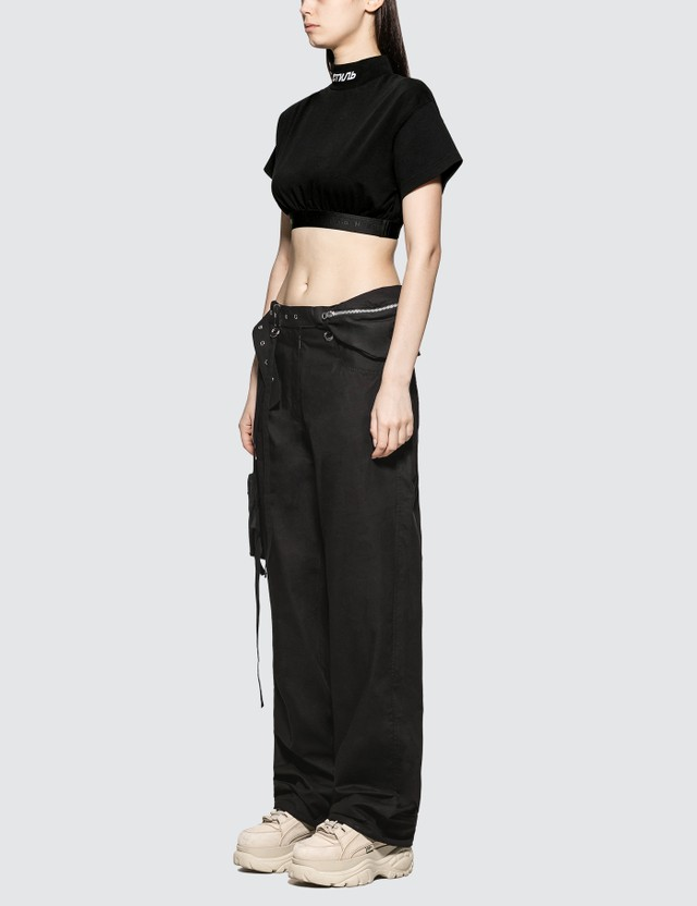 Hyein Seo Pants With Waist Bag