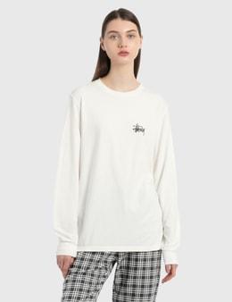 Stussy Peace Pot Long Sleeve T-Shirt