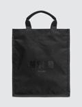 MSGM Box Logo Shopping Bag Picture