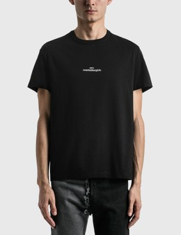 Maison Margiela Embroidered Logo T-Shirt